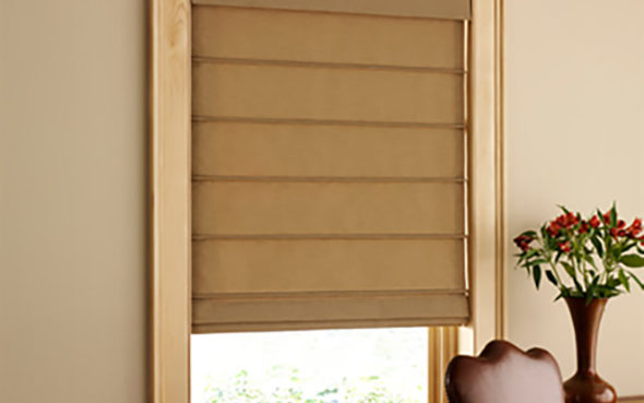 quality custom crafted roman shades hunter douglas design studio fabric uv protection greenguard certified shades
