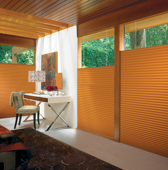 Hunter Douglas Honeycomb Duettes Shades Promotion in Doylestown & Newtown, PA