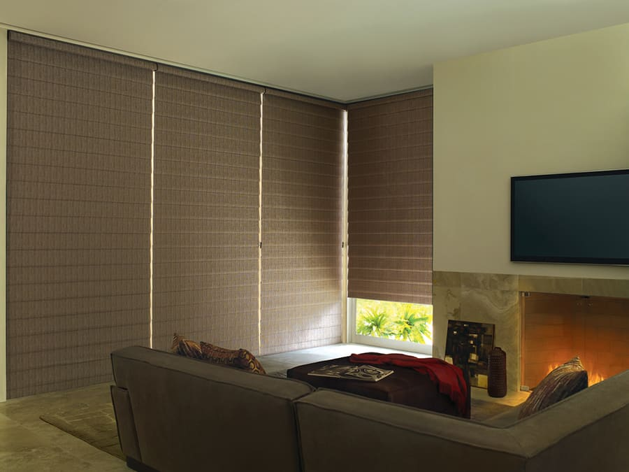 Choosing Blackout Shades for Homes in Doylestown, Pennsylvania (PA) like Vignette Roman Styles for Light Control