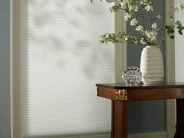 Benefits of Duette Honeycomb Shades Near Feasterville, Pennsylvania like Energy Efficiency