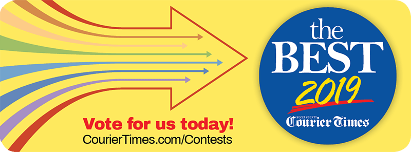 Vote for the Best of Bucks on Courier Times in Newton, Pennsylvania (PA)