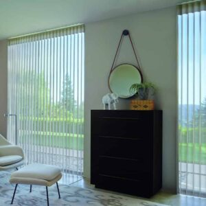 Selecting Sheers and Shadings for Your Home near Feasterville, Pennsylvania (PA) like Luminette for Drapery-like Fabrics