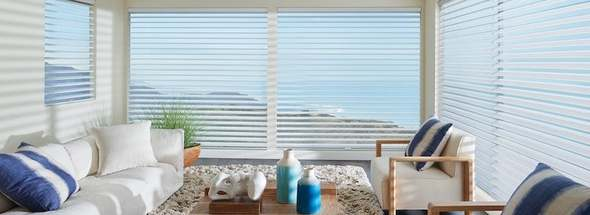 Automated Shadings for Your Home Office near Feasterville, Pennsylvania (PA), including the PowerView® App