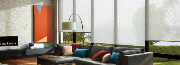 Elegance with the Alustra Fabric Collection for Roman Shades and Modern Window Shadings near Feasterville, PA