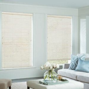 EverWood® Alternative Wood Blinds near Feasterville, Pennsylvania (PA) and Hunter Douglas wood and metal blinds